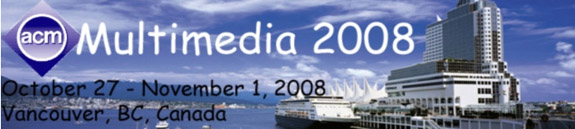 ACM Multimedia 2008