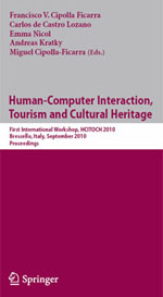 Human-Computer Interaction, Tourism and Cultural Heritage :: Germany